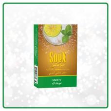 Soex Herbal Molasses 50g - Mojito