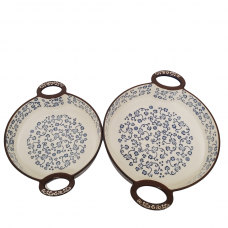 Porcelain Baking Dish - Set of 2