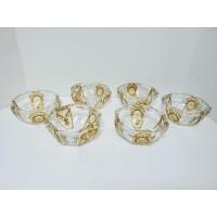 Glass Bowl Set of 6 (12cm) - HW-BSP-B-023