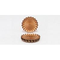 Side Plate (19.5cm) Bronze