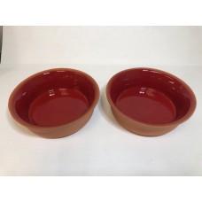 Clay Bowl - Set of 2 (14 cm)