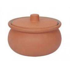 Casserole Pot (Deep) - Clay (20cm)