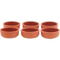 Clay Bowl 8cm - (PSH033) (6)