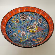 Fancy Ceramic Bowl - 14cm