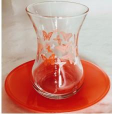 Cups & Saucer (12 Pcs) (135 cc) HW-MC-12-082