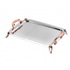 Stainless Steel Serving Tray 48cm x 32cm (PSH117)