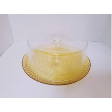Cake Plate W/ Cover - HW-SDT-ST-079