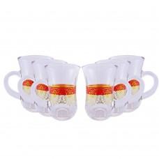 Cups W/ Handle (6 Pcs) 150cc