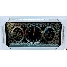 Wall Clock - 002 (70 Cm X 16 Cm)