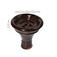 Khalil Mamoon Medium Glazed Clay Bowl
