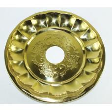 Egyptian Trays - Large - Gold