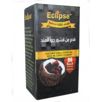Eclipse Coconut Shell Charcoal - 96 Pieces