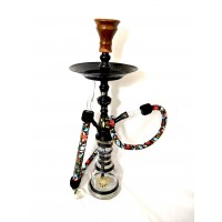 "Sultana Hookah - Single Sugar pieces - Black (27"")"