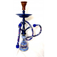 "Sultana Hookah - Single Sugar Pieces - Blue (27"")"