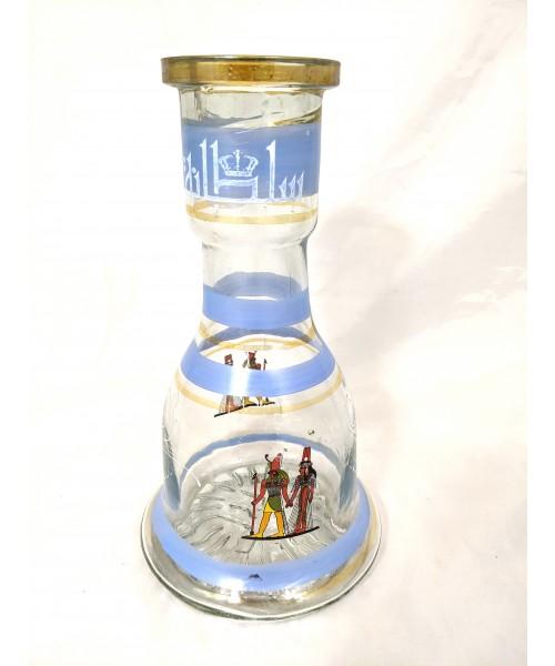Sultana Glass Base - Pharaoh/Cleopatra (size 26)