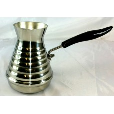 Coffee Warmer Stainless Steel W/ Rings Design 350ml