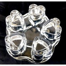 Glass Candle Warmer - Big