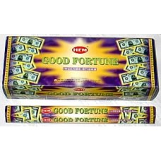 Hem Good Fortune Incense