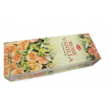 Hem Vanilla Rose Incense