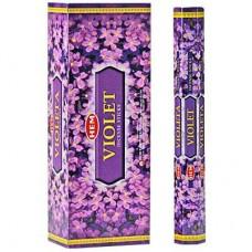 Hem Violet  Incense