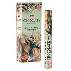 Incense - Hem Chocolate (Box of 120 Sticks)