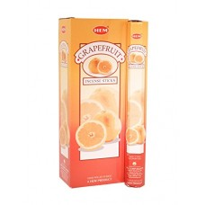 Incense - Hem Grapefruit (Box of 120 Sticks)