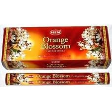 Incense - Hem Orange Blossom (Box of 120 Sticks)