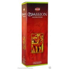 Incense - Hem Passion (Box of 120 Sticks)