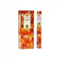 Incense - Hem Precious Flowers (Box of 120 Sticks)