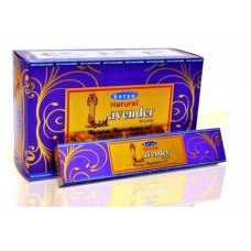 Incense - Nag Champa 15g Lavender (Box of 12)