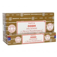 Incense - Nag Champa 15g Oodh (Box of 12)