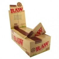 Raw Single Wide Organic