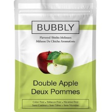 Bubbly Herbal Molasses 250 g - Double Apple
