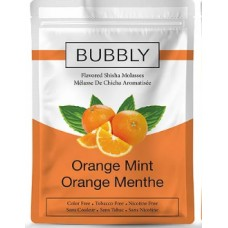 Bubbly Herbal Molasses 250 g - Orange Mint