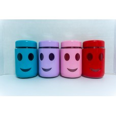 Metal Canister (Set Of 4) 660cc