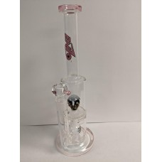 "Water Pipe - 15"" Fancy Enzo w/Honeycomb Percolator"