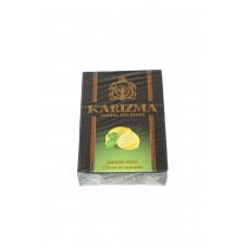 Karizma Herbal Molasses 50g - Lemon Mint