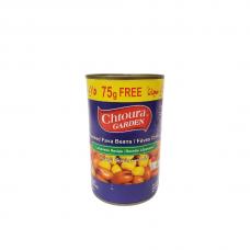 """Chtoura Garden Cooked Fava Beans """"Lebanese Recipe"""" (75 g Free) (24 x 475 g)"""