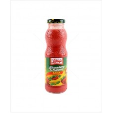 Libby's Strawberry & Banana Juice - Glass (24 x 250 ml)