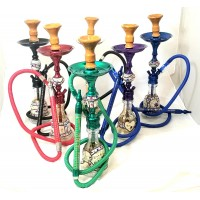 "Egyptian Hookah - Mini Sadaf (21"")"