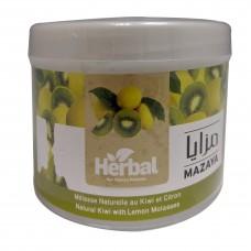Mazaya Herbal Molasses 250g - Kiwi & Lemon
