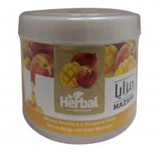 Mazaya Herbal Molasses 250g - Peach & Mango