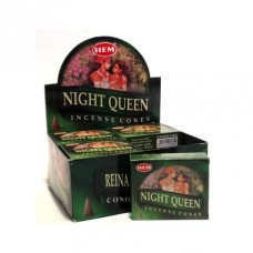 Hem Dhoop Cones - Night Queen Incense