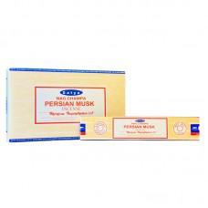 Incense - Nag Champa 15g Nag Champa & Persian Musk Combo (Box of 12)