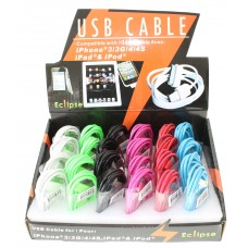 USB Cable For Iphone 3/3G/4/4S