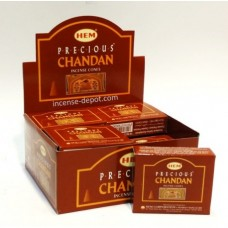 Hem Dhoop Cones - Precious Chandan Incense
