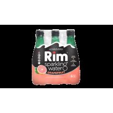 Rim Sparkling Water - Grape Fruit (6x330ml)