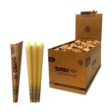 Rolling Paper - Jumbo Brown Cones King Size (32 Units)