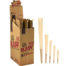 Rolling Paper - 5 Stage Rawket  (15 packs of 5)