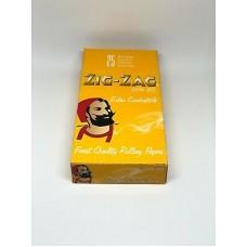 Rolling Paper - Zig Zag 1 1/4 Yellow (25 Units)